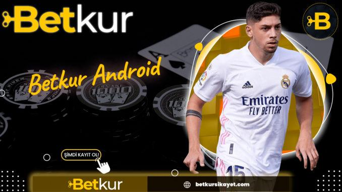 Betkur Android